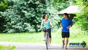 การวิ่งเสริมการปั่น และการปั่นเสริมการวิ่ง