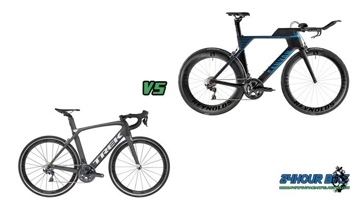 จักรยานไตรกีฬากับจักรยานเสือหมอบต่างกันอย่างไร