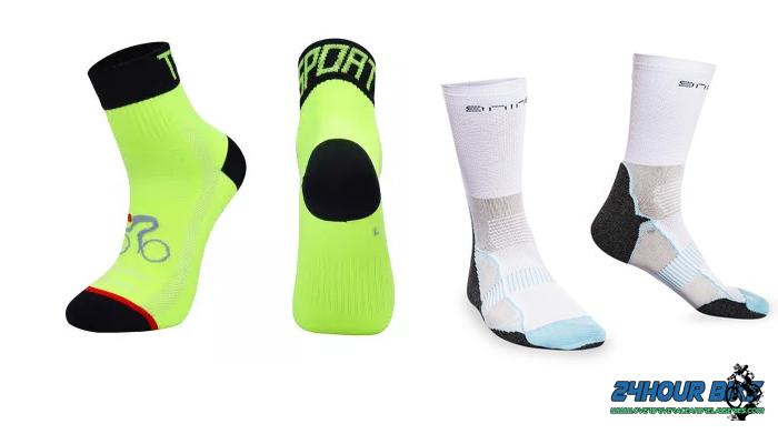 ความสำคัญของการเลือกถุงเท้าสำหรับปั่นจักรยาน