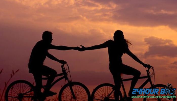 5 วิธีสำหรับหนุ่มนักปั่น ที่จะสร้างแรงจูงใจให้แฟนออกไปปั่นด้วยกัน