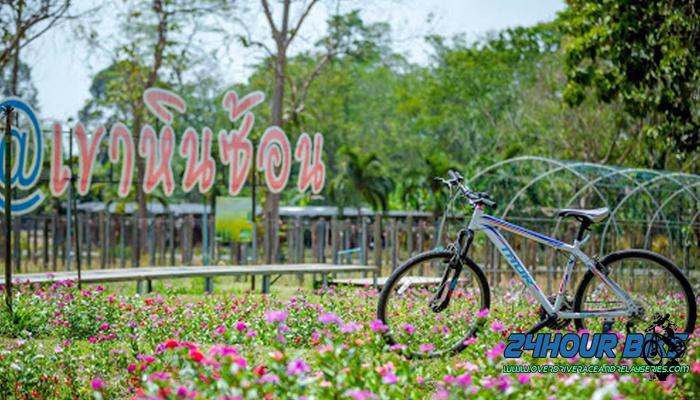 ปั่นจักรยาน กรุงเทพฯ ตลาดโรงเกลือ