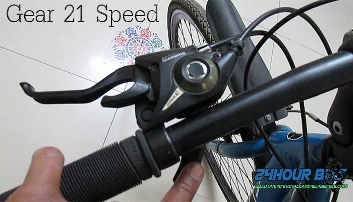วิธีให้เกียร์จักรยาน 21 speed ให้ถูกต้อง