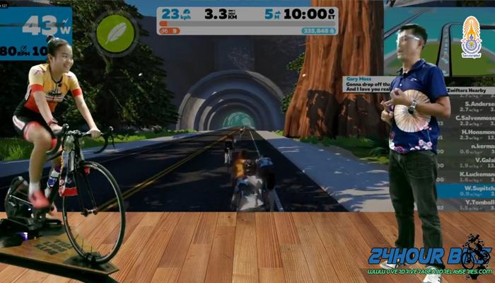สมาคมจักรยาน เตรียมแผนปั่นในบ้านเฟส 2