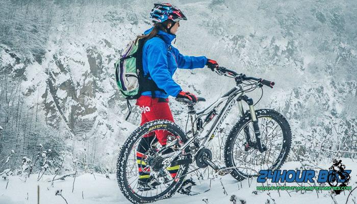 เคล็ดลับการปั่นจักรยานในสภาพอากาศที่หนาวเย็น