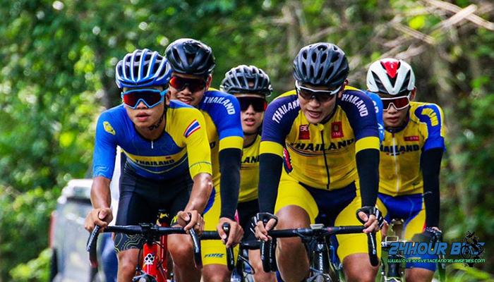 เจ้าภาพซีเกมส์ 31 ตัดการแข่งขันปั่นจักรยานประเภททีม