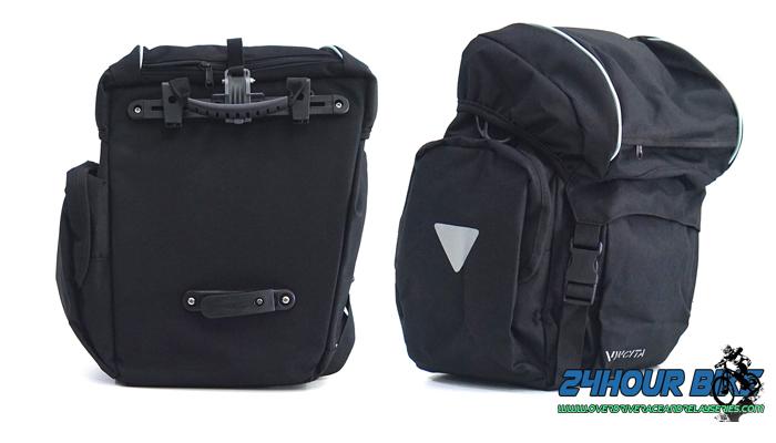 รีวิวกระเป๋าทัวร์ริ่งรุ่น VINCITA B060 V