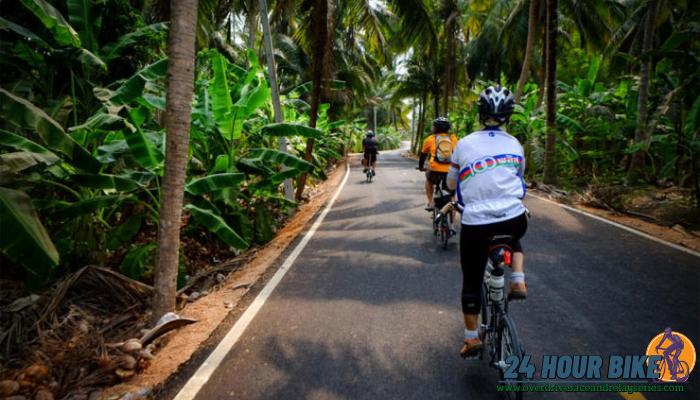 5 เส้นทางปั่นจักรยานใกล้กรุงเทพ การปั่นจักรยาน เป็นการออกกำลังกายที่ดีอย่างหนึ่ง และนอกจากการออกกำลังกายที่เราจะได้จากการปั่นจักรยานแล้ว