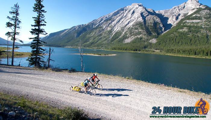 ปั่นจักรยานพร้อมกับผจญภัยที่ GreatDivideMountainBikeRoute(North America)