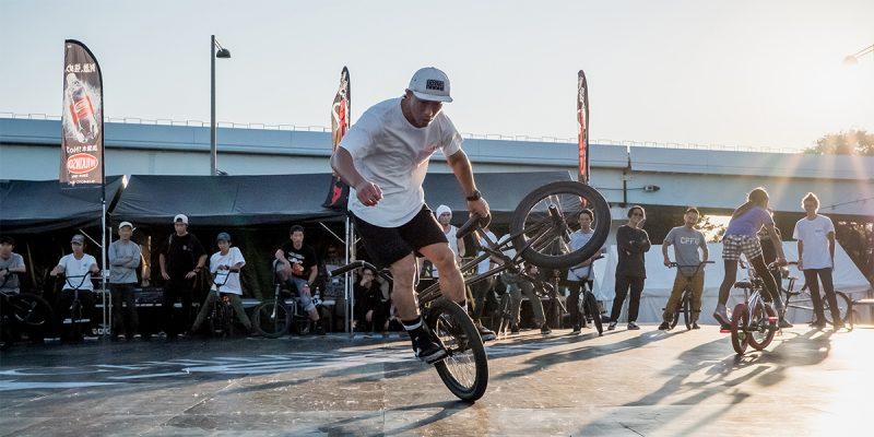 ประเภทของจักรยาน BMX