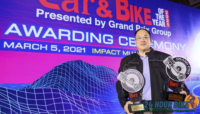 Royal Enfield พิชิต 2รางวัล Thailand Bike of The Year 2