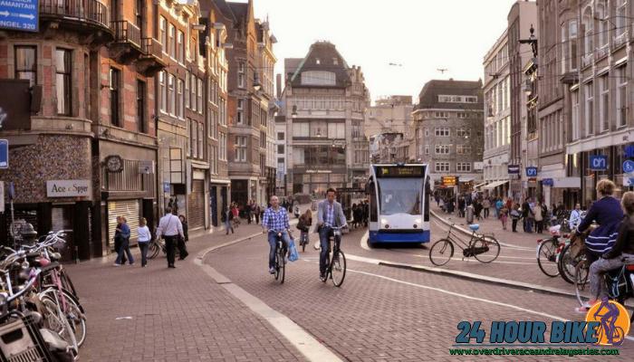 โคเปนเฮเกน เมืองจักรยานแห่งยุโรปเหนือ