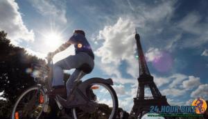 ปารีส เมืองใหญ่ใส่ใจจักรยาน Tour De France การแข่งขันจักรยานที่ยิ่งใหญ่เป็นอันดับต้นๆ ของโลก และเป็น 1 ในรายการใหญ่ของทวีปยุโรป