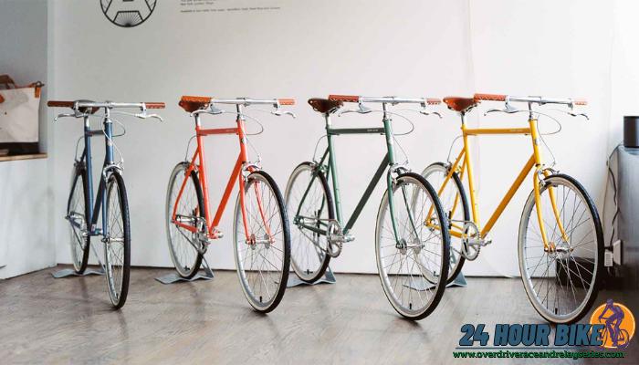 5 จักรยานน่าขี่สำหรับมือใหม่