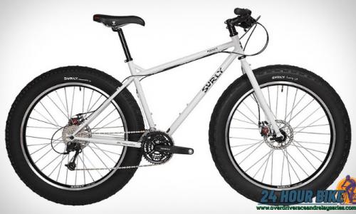 มาทำความรู้จักกับจักรยาน FAT BIKE หรือจักรยานล้อโต