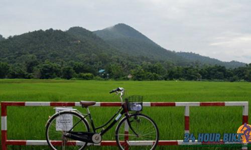ปั่นจักรยานเที่ยวปายยามเช้า ปั่นสบาย ๆ ไม่ต้องรีบ