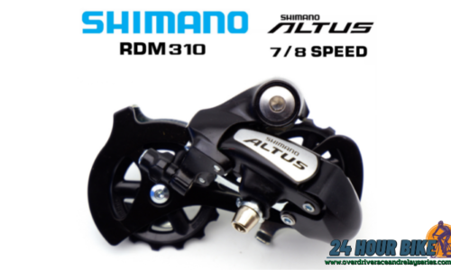 Shimano Altus 7Speed