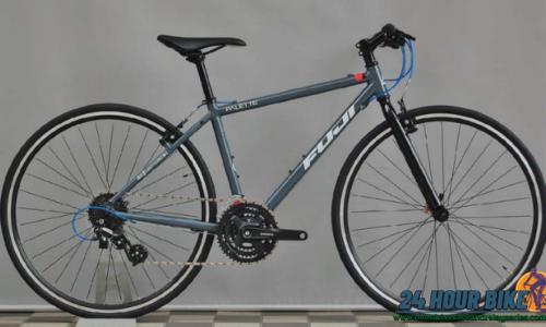 จักรยานไฮบริด Fuji 2020 สำหรับท่านไหนที่กำลังมองหา จักรยาน ในการปั่นออกกำลังหรือใช้ในชีวิตประจำวัน ละก็ขอแนะนำจักรยานไฮบริดเลยค่ะ